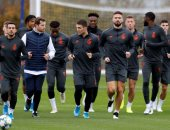 استعدادات ليفربول و تشيلسى قبل لقاءات الجولة الرابعة بدورى الأبطال غدا