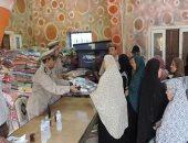 فيديو..الداخلية توزع مساعدات غذائية وبطاطين على دور المسنين بالقاهرة