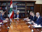 الرئيس اللبناني يترأس اجتماعا أمنيا مع وزيري الدفاع والداخلية