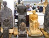 المتحف المصرى الكبير.. الحضارة المصرية على مرور العصور التاريخية.. فيديو