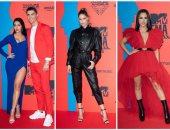 أبرز الإطلالات على السجادة الحمراء لحفل توزيع جوائز MTV EMA.. صور