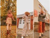 افتحى دولاب ماما واتشيكى.. 6 طرق لارتداء أزياء السبعينيات بشكل عصرى.. صور