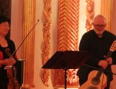 اليابان وإسبانيا وبلجيكا فى ليلة موسيقية بقصر محمد على بالمنيل