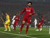 محمد صلاح يغيب عن مباراة ليفربول ضد كريستال بالاس