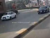 فيديو.. سيولة مرورية بميدان الإسعاف بوسط القاهرة وسط تواجد رجال المرور