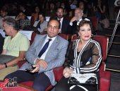 لبلبة ومحمد فراج ورمزى لينر فى افتتاح بانوراما الفيلم الأوروبى