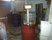 صور.. ضبط مصنع للأغذية بدون تراخيص فى الزقازيق و30 قضية تموينية بأسوان