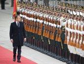 ماكرون: فرنسا لن تكون مرنة بشأن طموح إيران النووى