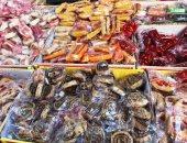 شرطة التموين تضبط 60 طن حلوى المولد فاسدة