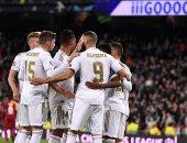 """إيبار ضد ريال مدريد.. الملكي يتقدم بثنائية فى 3 دقائق 2-0 """"فيديو"""""""