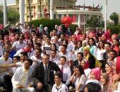 كلية الآداب جامعة القاهرة تنظم اليوم الثقافى الصينى