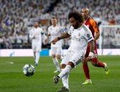 مارسيلو يغيب عن ريال مدريد ضد إيبار بالدورى الأسبانى بسبب الإصابة
