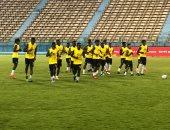 غانا كامل العدد في المران الاخير قبل لقاء الكاميرون بامم افريقيا تحت 23 سنة