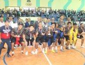 """جامعة المنيا تتوج بلقب البطولة العربية لخماسى كرة القدم بـ""""جنوب الوادي"""""""