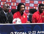 سوبر كورة.. كواليس جلسة سونج وتانكو قبل مباراة الكاميرون وغانا بأمم أفريقيا