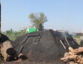 ضبط 56 طن أسمدة زراعية مجهولة المصدر خلال 24 ساعة