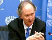 المبعوث الأممى: الهيئة المصغرة للجنة الدستورية السورية تنعقد فى جنيف 18 أكتوبر