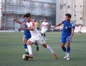 المصري يكتسح بيراميدز برباعية وإلغاء مباراة الاهلي والاتحاد في دوري 2001