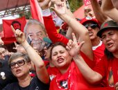 الآلاف يستقبلون الرئيس البرازيلى السابق لولا دا سيلفا بعد قرار الإفراج عنه