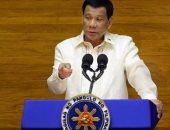 شاهد.. رئيس الفلبين: أمرت بإطلاق النار على منتهكى الحظر لاحتواء كورونا