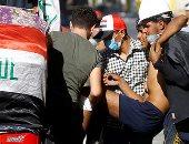 وزير العدل العراقى: نأسف لسقوط قتلى وهدفنا حماية المحتجين