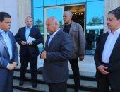 وزير النقل يعلن فتح كوبرى طنامل بطريق بنها / المنصورة أمام حركة المرور