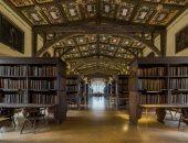 مكتبة بودلى فى أكسفورد عمرها 417 سنة وتحوى مخطوطات عربية.. شاهدها