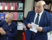 """مثقفون يشيدون بكتاب """"بوح المبدعين"""" لـ أسامة الرحيمى: نموذج لفن الحوار"""
