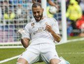 غياب كريم بنزيما وجاريث بيل عن قائمة ريال مدريد للسوبر الإسباني