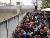 ألمانيا تحتفل بالذكرى الـ 30  لسقوط جدار برلين بمشاركة ميركل