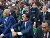 صور.. محافظ الوادى الجديد ونائب محافظ الأقصر يشهدو احتفالية المولد النبوى
