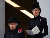 بريطانيا تحيى ذكرى ضحايا الحروب بحضور الملكة إليزابيث