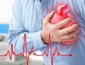 أعراض جلطة القلب ألم في الصدر والمعدة