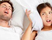 لو بتشخر بالليل فإنك تعرض شريك حياتك لإرتفاع ضغط الدم بمعدل 14%
