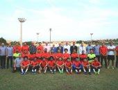 مجلس إدارة بتروجت الجديد يؤازر اللاعبين قبل مواجهة النصر غدا