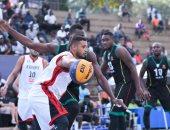 مصر تواجه نيجيريا فى ربع نهائى البطولة الأفريقية للسلة