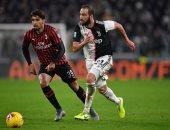 يوفنتوس ضد ميلان.. شوط أول سلبى فى قمة الدوري الايطالي.. فيديو