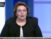 مارجريت عازر: مصر أحبطت مخططا صهيونيا أمريكيا لتقسيم الشرق الأوسط