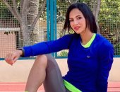 بسنت حميدة تمثل مصر فى بطولة التشيك الدولية لألعاب القوى