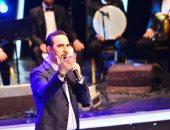 وائل جسار ورامى صبرى والليثى يجتمعون في حفل رأس السنة بالقاهرة