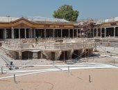 الآثار: قصر محمد على كان يعانى من ميول بالجدران وتم تعديلها والافتتاح 2020