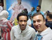 """الليلة.. سامح حسين وسهر الصايغ فى ضيافة برنامج """"بلاتوه"""" مع محمد السماحى"""