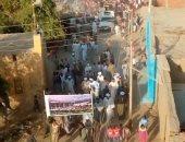فيديو.. المئات يحتفلون بدورة المولد النبوى فى قرية العدوة بأسوان