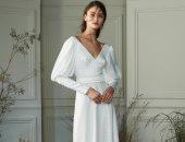 المصممة المفضلة لميشيل أوباما تتجه لفساتين الزفاف.. مجموعتها الأولى مدهشة