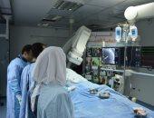 إجراء 574 عملية قلب مفتوح وقسطرة علاجية لغير القادرين بالأقصر