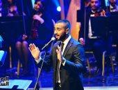 """محمد الشرنوبى يقدم 14 أغنية بحفله الغنائى بمهرجان الموسيقى ..أبرزها """"الممر"""""""