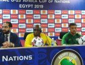 مدرب جنوب أفريقيا: مواجهة كوت ديفوار صعبة وسنقاتل لتحقيق الفوز