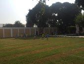 ضبط 21 شخصا يلعبون كرة قدم بشارع اللبينى بالمخالفة لقرار الحكومة