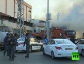 إصابة 14 إسرائيلياً غالبيتهم جنود فى عملية دهس