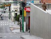 قلق وحذر فى شوارع بوليفيا بعد وصول الرئيس المستقيل إلى المكسيك